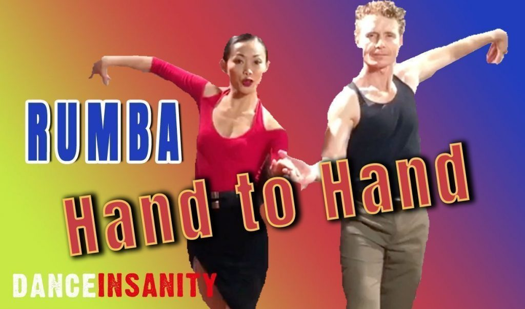 How to Dance Rumba Hand to Hand