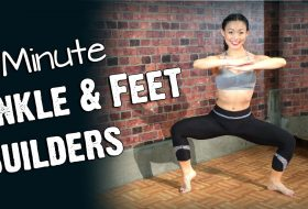 Exercises for Strong Ankles & Feet that all Dancers need