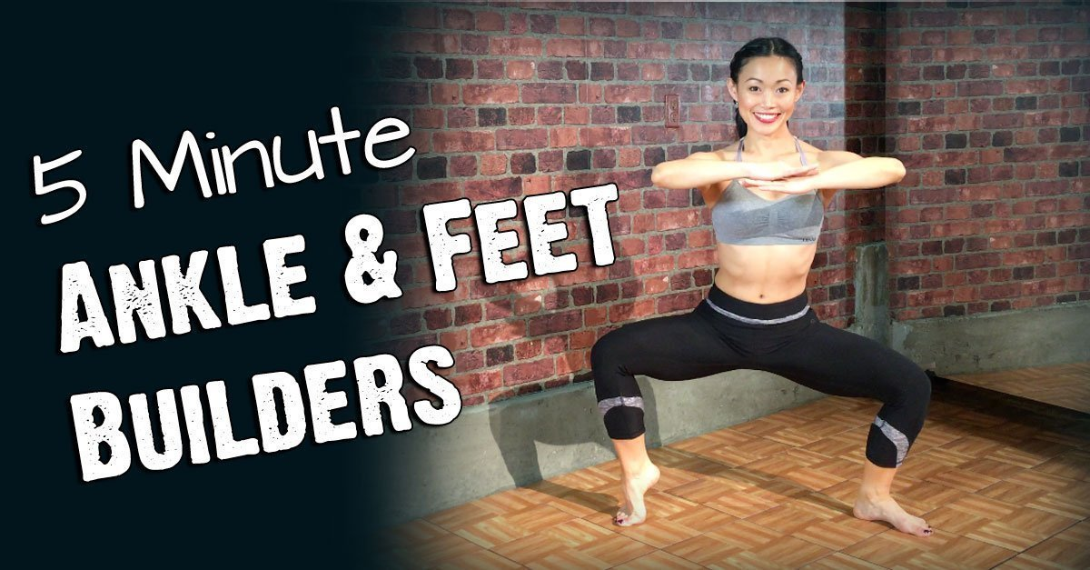 Exercises for strong Ankles & Feet