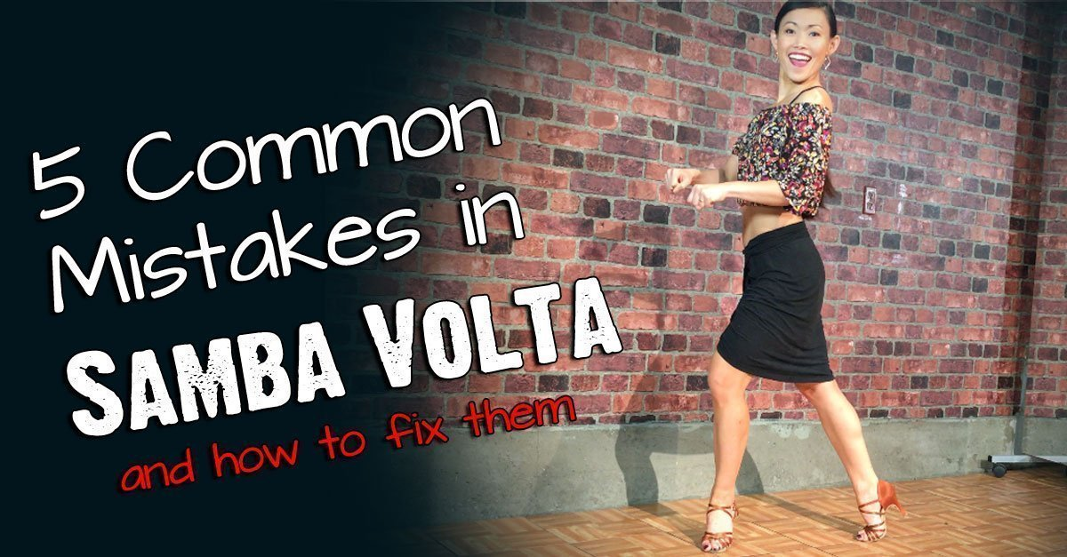 How to Dance Samba Volta