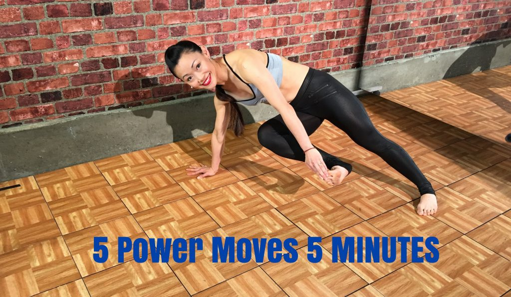 Improve Balance - Dance Conditioning Exercises with LiWen