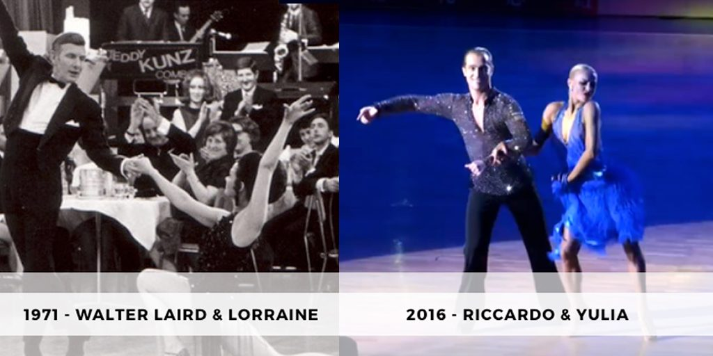 Evolution of Samba - Ballroom dance