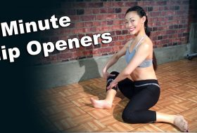 5 Hip Opening Stretches in 5 Minutes