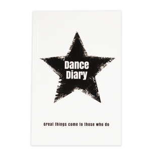 Dance Diary - A Dancer's Practice Journal