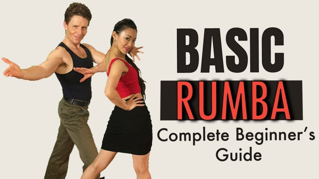 Basic Rumba for Beginners - How to Start Dancing RUMBA