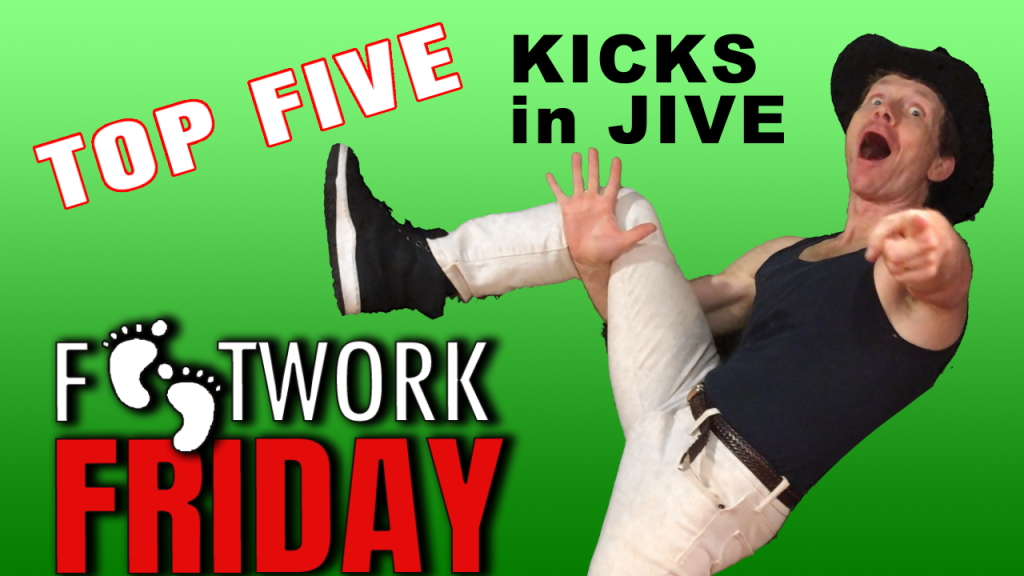 Learn Top 5 Jive Kicks with Tytus Bergstrom