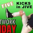 Top 5 JIVE Kicks