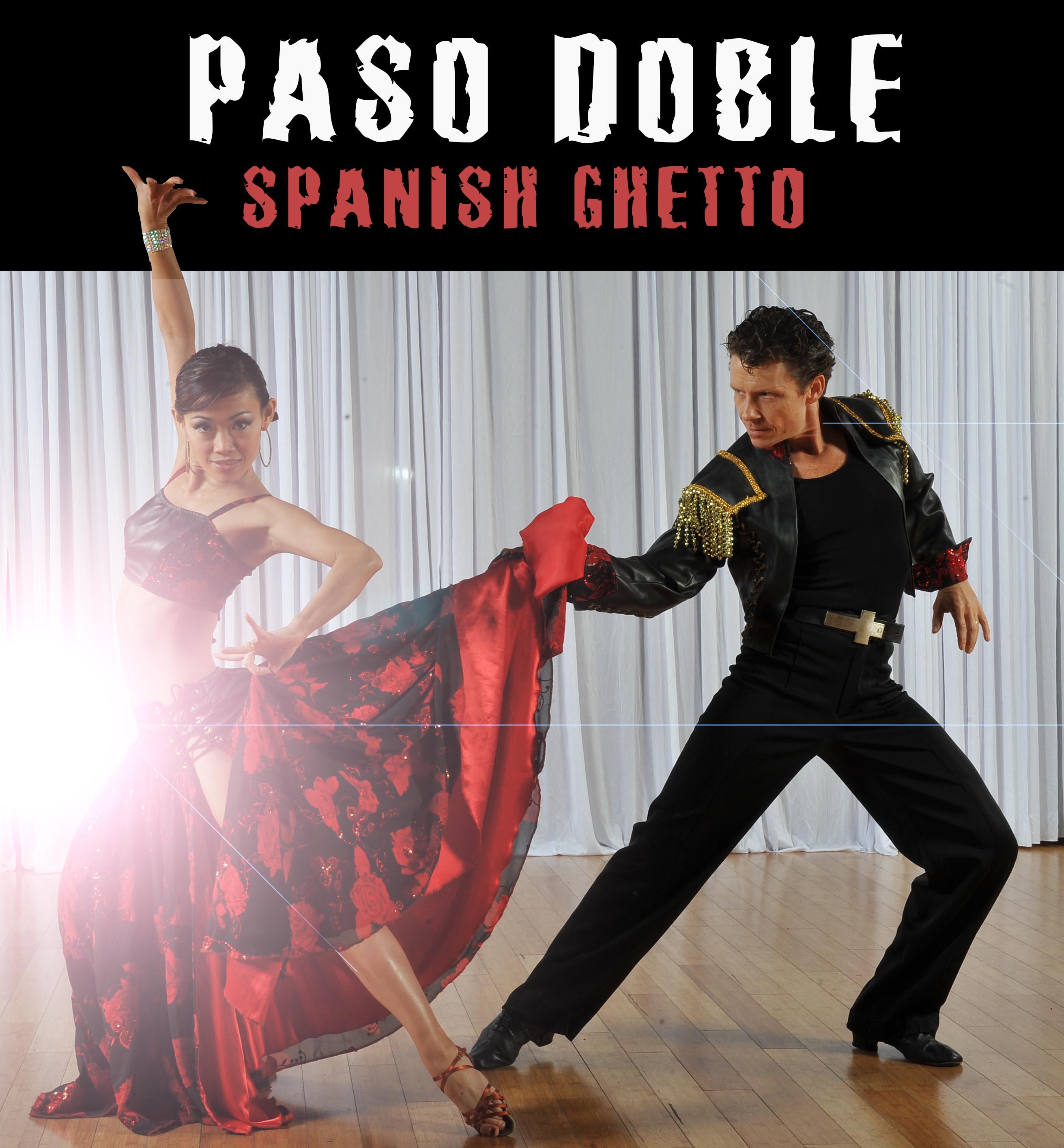 Flott Paso Doble Song - Spanish Ghetto • Dance Insanity DE-82