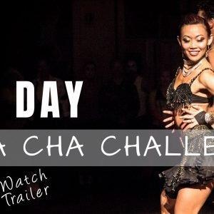 International Cha Cha 30 Day Dance Challenge with Dance Insanity LiWen Ang