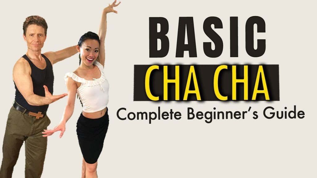 Basic Cha Cha Steps for Beginners _ Dance insanity