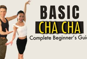 Learn to Dance Cha Cha – Top 10 Basic CHA CHA Steps for Beginners