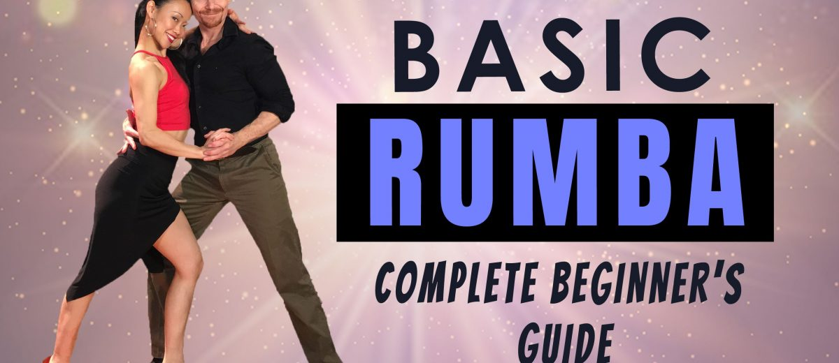Top 10 Basic Rumba Beginner Steps (American Style) & Routine