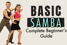 How to Dance Samba – Top 10 Basic SAMBA Steps for Beginners