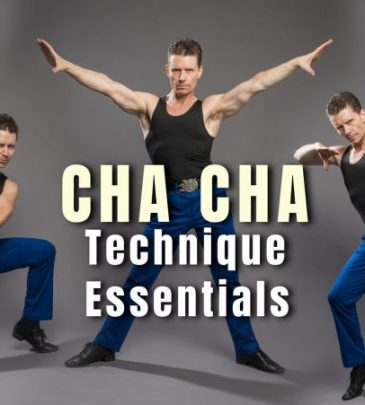Cha Cha Technique Essentials