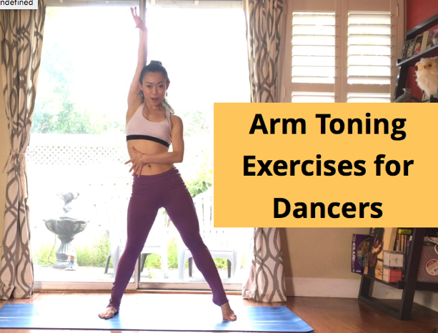 Arm Toning Exercises for Better Arm Styling
