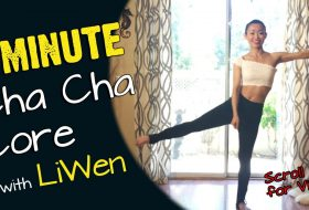 Cha Cha Core Exercises