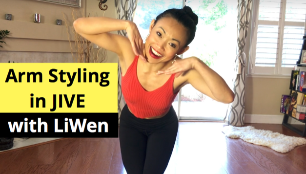 Jive Arm Styling Exercises for Dancers