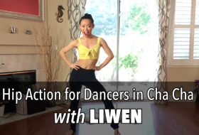 Too Old to Get Massive Hip Action? Cha Cha Hip Exercises for Dancers
