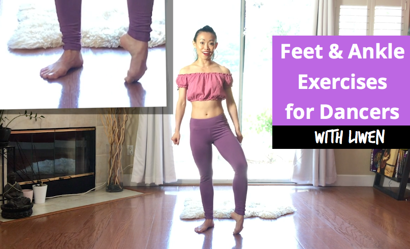 Exercises to Strengthen your Feet & Ankles for Rumba