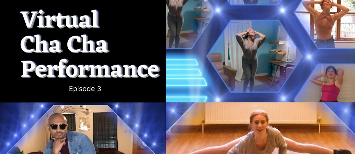 Cha Cha Sunday Series – Student Online Performance Video