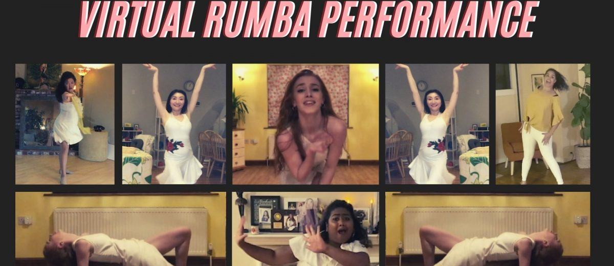 Rumba Student Performance Video – Sunday Class Series (Episode 5)