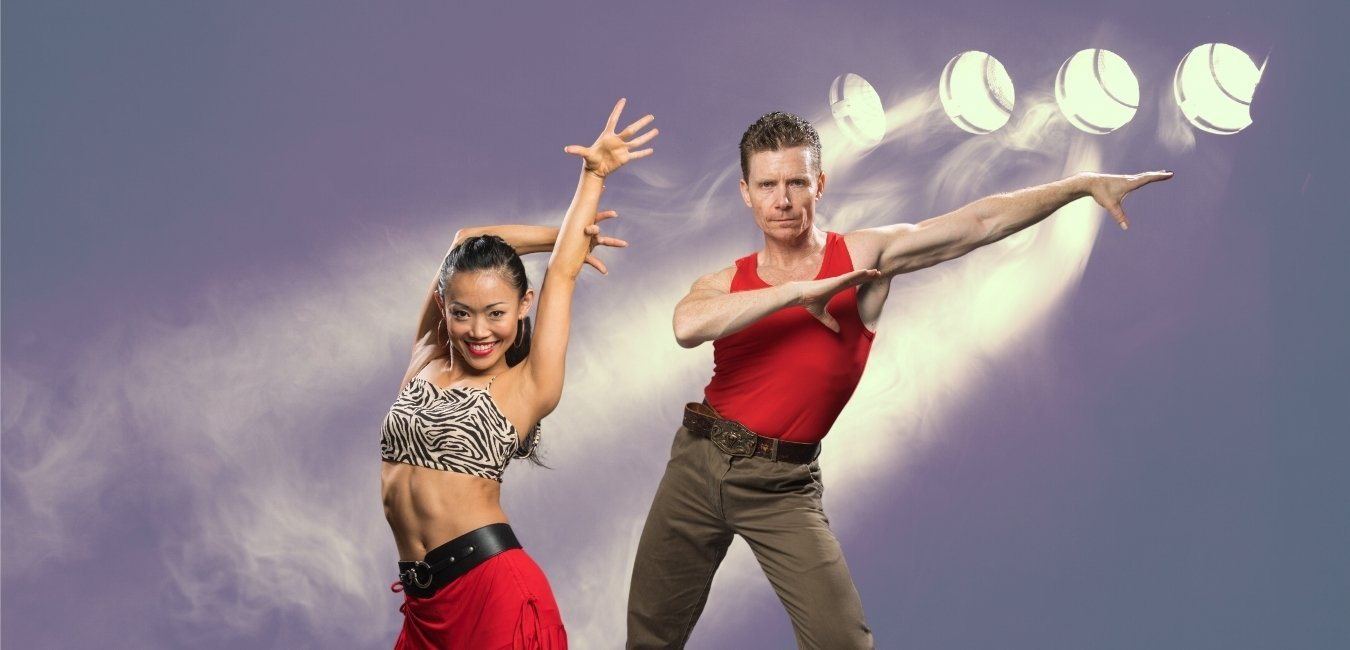 Latin Dance Classes with Tytus Bergstrom & LiWen Ang from Dance Insanity