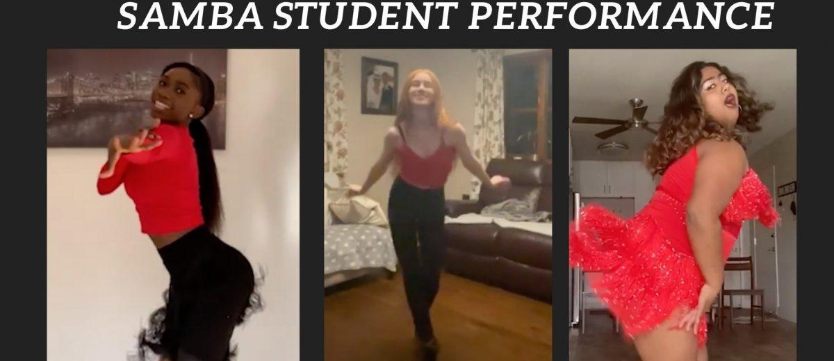 Samba Student Performance Video – Sunday Class Series (Episode 9)